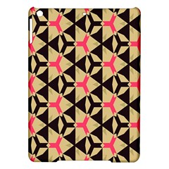 Shapes In Triangles Pattern Apple Ipad Air Hardshell Case by LalyLauraFLM