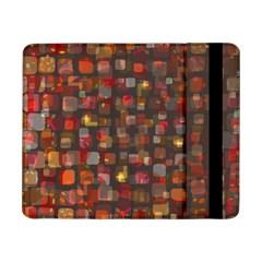 Floating squaresSamsung Galaxy Tab Pro 8.4  Flip Case by LalyLauraFLM
