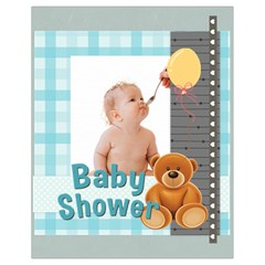 Baby By Baby   Drawstring Bag (small)   Sofzu6sh3dwp   Www Artscow Com Back
