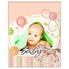 Baby By Baby   Drawstring Bag (small)   Rlhk64e2l237   Www Artscow Com Back
