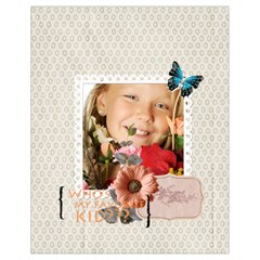 Kids By Kids   Drawstring Bag (small)   Q42zl0yyyw89   Www Artscow Com Front