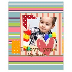 Kids By Kids   Drawstring Bag (small)   Pm8rsi8foduh   Www Artscow Com Front