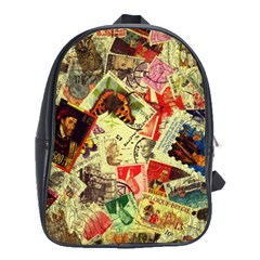 Stamps School Bags(large)  by bonteruko