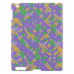 Mixed Shapes Apple Ipad 3/4 Hardshell Case by LalyLauraFLM