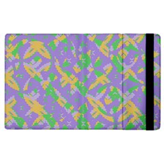 Mixed Shapes Apple Ipad 3/4 Flip Case by LalyLauraFLM