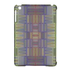 Gradient rectangles Apple iPad Mini Hardshell Case (Compatible with Smart Cover) by LalyLauraFLM