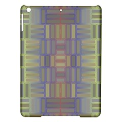 Gradient Rectangles Apple Ipad Air Hardshell Case by LalyLauraFLM