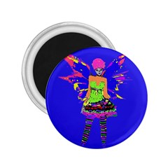 Fairy Punk 2 25  Magnets by icarusismartdesigns