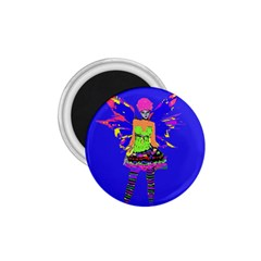 Fairy Punk 1 75  Magnets by icarusismartdesigns
