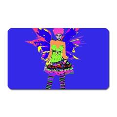 Fairy Punk Magnet (rectangular) by icarusismartdesigns
