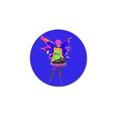 Fairy Punk Golf Ball Marker (10 Pack) by icarusismartdesigns