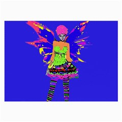 Fairy Punk Large Glasses Cloth by icarusismartdesigns