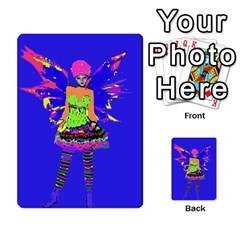 Fairy Punk Multi Purpose Cards (rectangle)