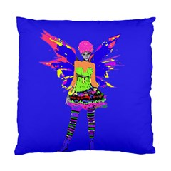 Fairy Punk Standard Cushion Cases (two Sides)  by icarusismartdesigns