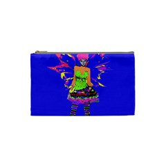 Fairy Punk Cosmetic Bag (small)  by icarusismartdesigns