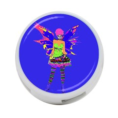 Fairy Punk 4 Port Usb Hub (two Sides)  by icarusismartdesigns