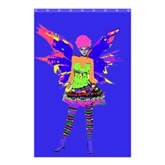 Fairy Punk Shower Curtain 48  X 72  (small)