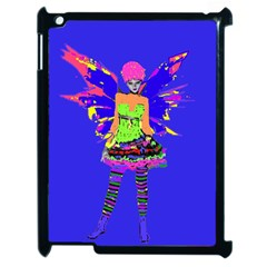Fairy Punk Apple Ipad 2 Case (black) by icarusismartdesigns
