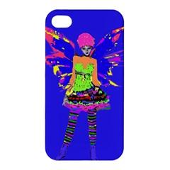 Fairy Punk Apple Iphone 4/4s Hardshell Case by icarusismartdesigns
