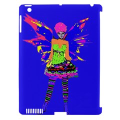 Fairy Punk Apple Ipad 3/4 Hardshell Case (compatible With Smart Cover) by icarusismartdesigns