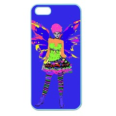 Fairy Punk Apple Seamless Iphone 5 Case (color) by icarusismartdesigns