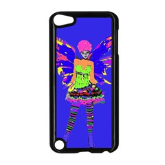 Fairy Punk Apple Ipod Touch 5 Case (black) by icarusismartdesigns