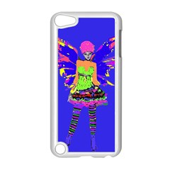 Fairy Punk Apple Ipod Touch 5 Case (white) by icarusismartdesigns
