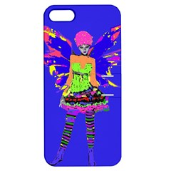 Fairy Punk Apple Iphone 5 Hardshell Case With Stand by icarusismartdesigns