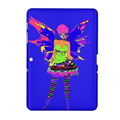 Fairy Punk Samsung Galaxy Tab 2 (10 1 ) P5100 Hardshell Case  by icarusismartdesigns