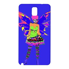 Fairy Punk Samsung Galaxy Note 3 N9005 Hardshell Back Case by icarusismartdesigns