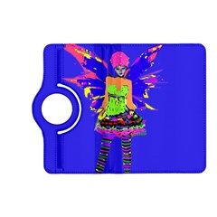 Fairy Punk Kindle Fire Hd (2013) Flip 360 Case by icarusismartdesigns
