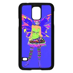 Fairy Punk Samsung Galaxy S5 Case (black) by icarusismartdesigns