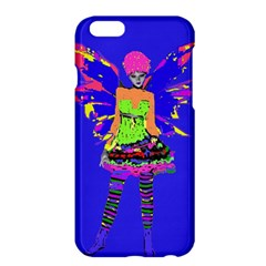 Fairy Punk Apple Iphone 6 Plus Hardshell Case by icarusismartdesigns