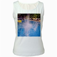 Splash 3 Women s Tank Tops by icarusismartdesigns