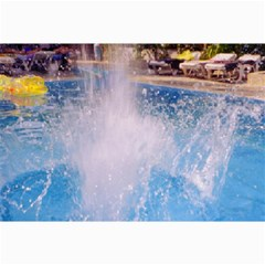 Splash 3 Canvas 20  X 30   by icarusismartdesigns