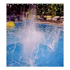 Splash 3 Shower Curtain 66  X 72  (large)  by icarusismartdesigns
