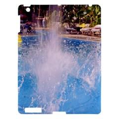 Splash 3 Apple Ipad 3/4 Hardshell Case by icarusismartdesigns