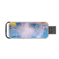 Splash 3 Portable USB Flash (Two Sides) by icarusismartdesigns