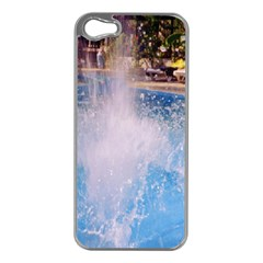 Splash 3 Apple Iphone 5 Case (silver)