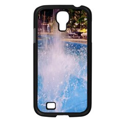 Splash 3 Samsung Galaxy S4 I9500/ I9505 Case (black) by icarusismartdesigns