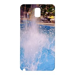 Splash 3 Samsung Galaxy Note 3 N9005 Hardshell Back Case by icarusismartdesigns
