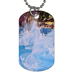 Splash 4 Dog Tag (two Sides)