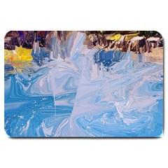 Splash 4 Large Doormat
