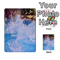 Splash 4 Multi Purpose Cards (rectangle)