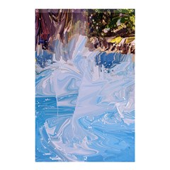 Splash 4 Shower Curtain 48  X 72  (small)