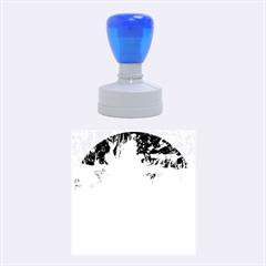 Splash 4 Rubber Round Stamps (medium) by icarusismartdesigns