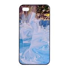 Splash 4 Apple Iphone 4/4s Seamless Case (black) by icarusismartdesigns