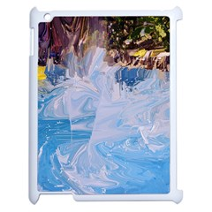 Splash 4 Apple Ipad 2 Case (white) by icarusismartdesigns