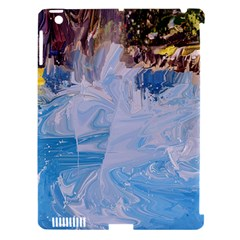 Splash 4 Apple Ipad 3/4 Hardshell Case (compatible With Smart Cover) by icarusismartdesigns
