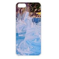 Splash 4 Apple Iphone 5 Seamless Case (white) by icarusismartdesigns